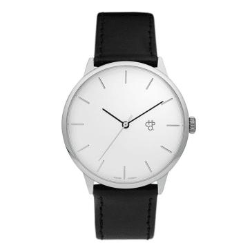 CHPO Khorshid Watch - Silver/Black