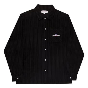 Yardsale Skyline Shirt - Black