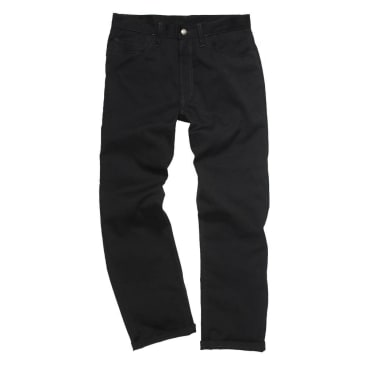 Domestics- Midweight Pants Black