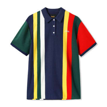Butter Goods Santosuosso Polo Shirt - Multi