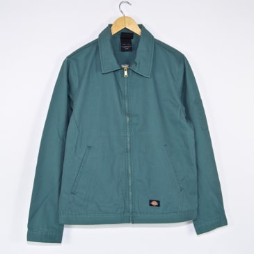 Dickies - Unlined Eisenhower Jacket - Lincoln Green