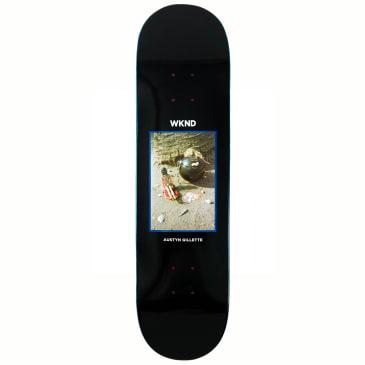 "WKND Gillette Sex On The Beach Skateboard Deck - 8.0"""