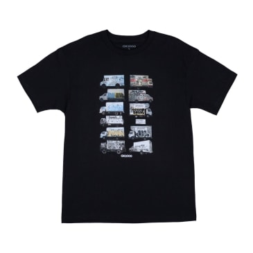GX1000 Box Truck T-Shirt - Black
