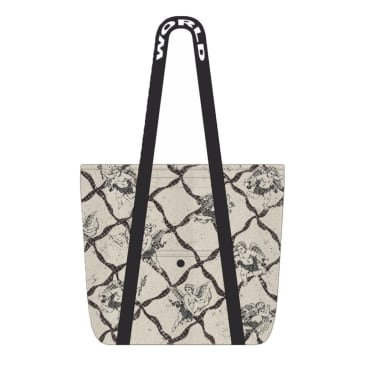 Vans World Peace Cherub Tote Bag