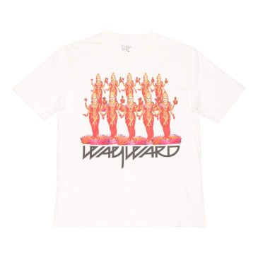 Wayward Skateboards - LADIES T-SHIRT WHITE