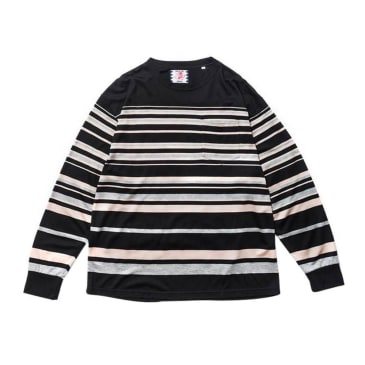 Son Of The Cheese Tensel Border Crew - Black