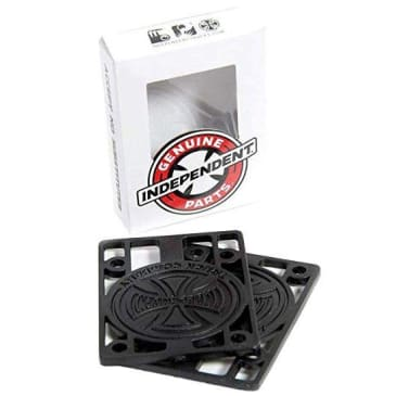 Independent Genuine Parts Risers