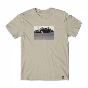 Girl Skateboards x Beastie Boys Spike Jonze T-Shirt - Sand