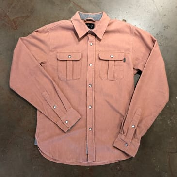 The Quite Life Corduroy Button Down