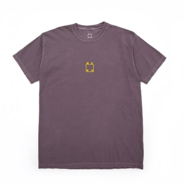 WKND Center Logo T-Shirt - Wine