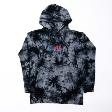 303 Boards - Oval Hoody (Tie Dye) *Online Exclusive*