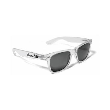 Chocolate Chunk Deluxe Shades - Clear