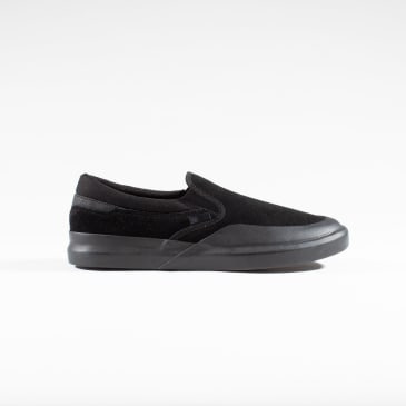 DC Infinite Slip-On Youth Shoes - Black / Black