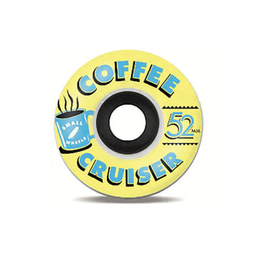 Sml. Wheels Coffee Cruisers Golden Hour (78a, 52mm)