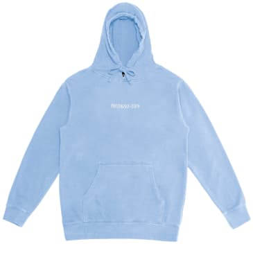 Call Me 917 Small Dialtone Pullover Hoodie - Blue