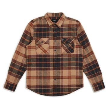 Bowery Flannel - Copper