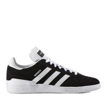 adidas Skateboarding Busenitz Pro Shoes - Black / White