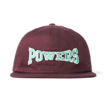Powers Arch 6-Panel - Maroon