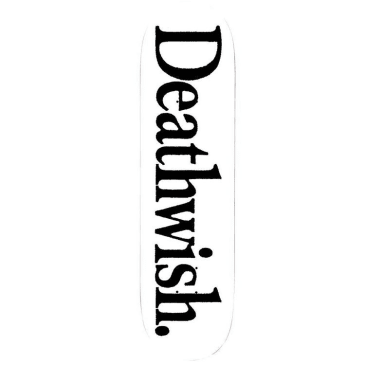 Deathwish Too Much Skateboard Deck - 8.5