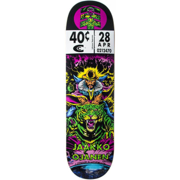 Element Jaako Ojanen Cosmic Travel Deck 8.3875""