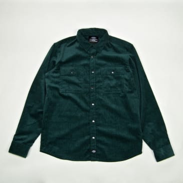 Dickies - Ivel Corduroy Shirt - Forest