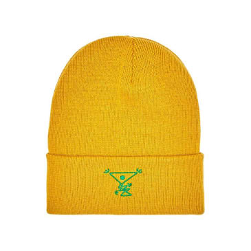Alltimers Action Beanie - Gold