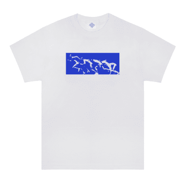 The National Skateboard Co. Sprinter T-Shirt - White