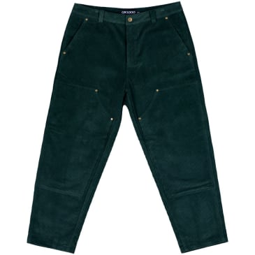 GX1000 Corduroy Pant - Forest Green
