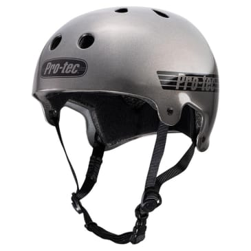 Pro-Tec - Old School Cert Helmet - Gunmetal - Adult Small