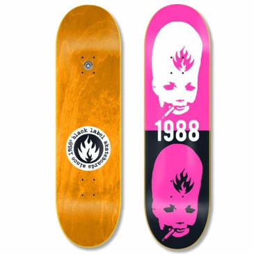 """Black Label Thumbhead Stacked Deck 8.5"""""""