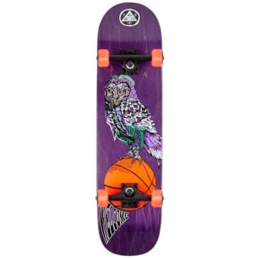 """Welcome Skateboards Hooter Shooter Complete on Bunyip Complete Skateboard 8"""""""