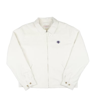 Yardsale YS Spider Corduroy Jacket - White