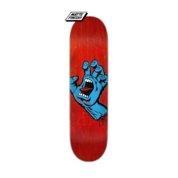 Santa Cruz Screaming Hand Deck