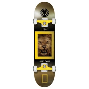 Element x National Geographic King Jungle Nyah Huston Complete Skateboard