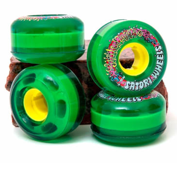 Satori Wheels Lil' Nugs 78A Green 54mm