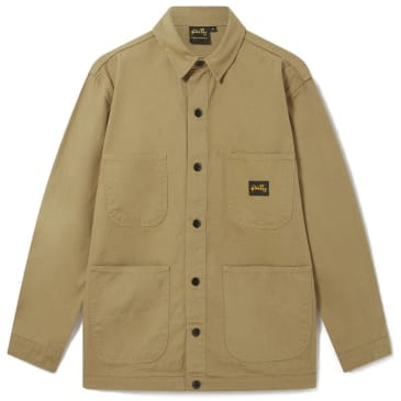 Stan Ray Barn Coat - Washed Brown Duck