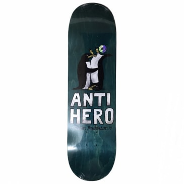 "Anti Hero BA Lovers II 8.5"" Deck"