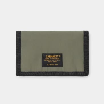 Carhartt WIP Ashton Wallet Green