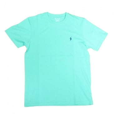 Polar Skate Co. No Comply T-Shirt - Pastel Green - Navy