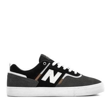 New Balance Numeric 306 Shoes - Grey / Black