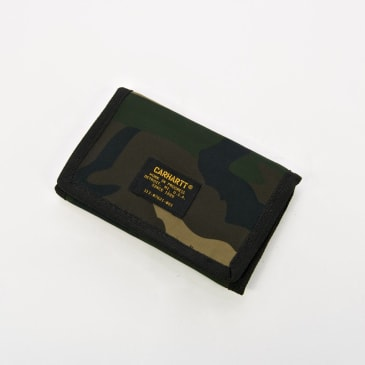 Carhartt WIP - Ashton Wallet - Camo Laurel