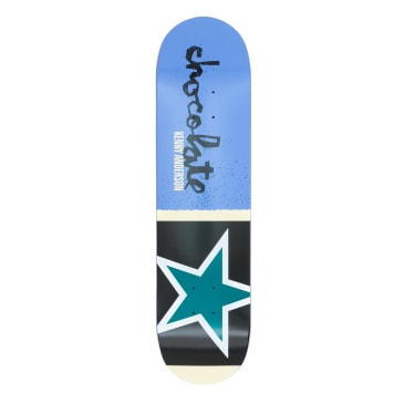 Chocolate Giant Flags Kenny Anderson Deck - 8.0""