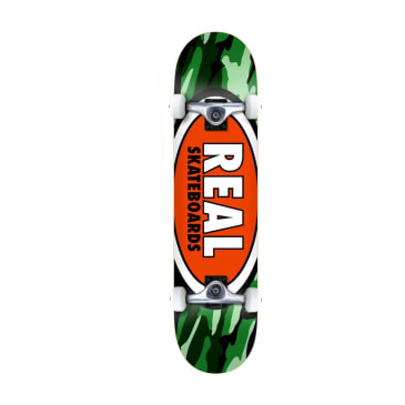 Real Skateboards - Real - Team Oval Complete - 7.75