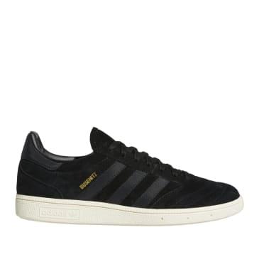 adidas Skateboarding Busenitz Vintage Shoes - Core Black / Core Black / Chalk White