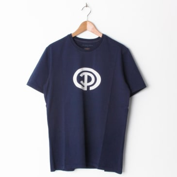 Pop Trading Company Way Navy