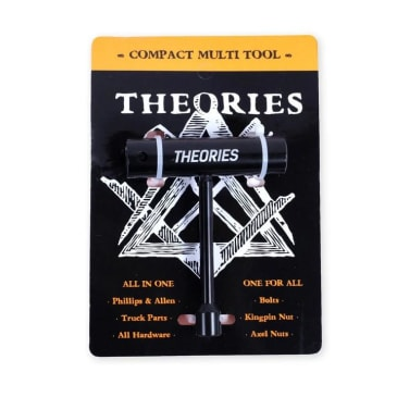 Theories Compact Multi Tool Black