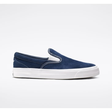 Converse Cons One Star CC Pro Slip - Navy/White/White