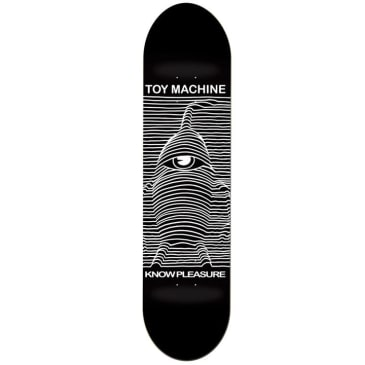 Toy Machine - Toy Division - Skateboard Deck - 8''
