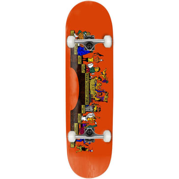 """Pass~Port - Single - Trickle Down - Complete Skateboard - 8.6"""""""