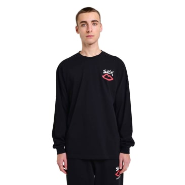 Sex Skateboards Back Print Longsleeve - Black